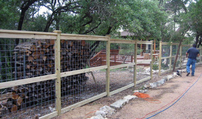 6 foot cattle panel fencing