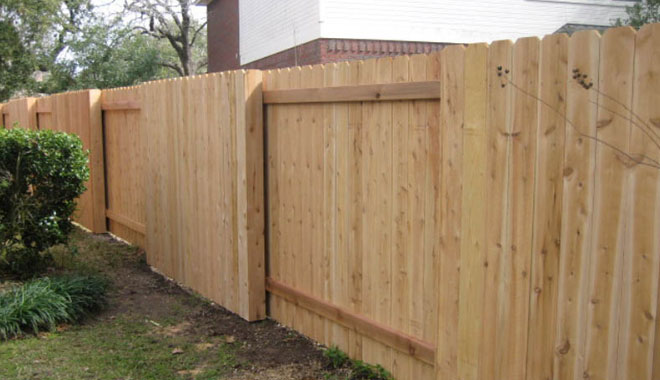 good neighbor 2 rail fence all cedar